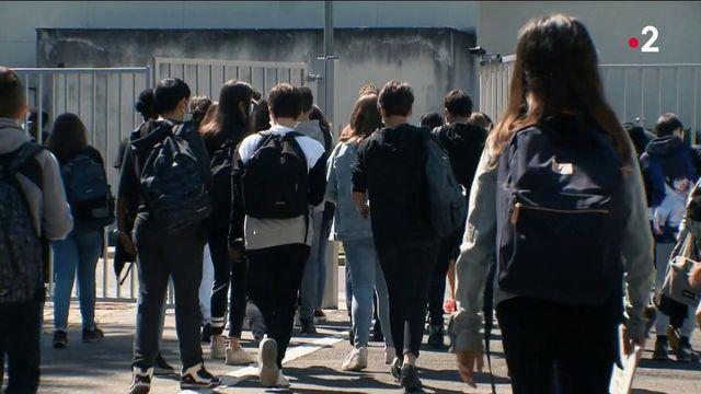 Rentrée scolaire : le pass sanitaire ne sera pas obligatoire