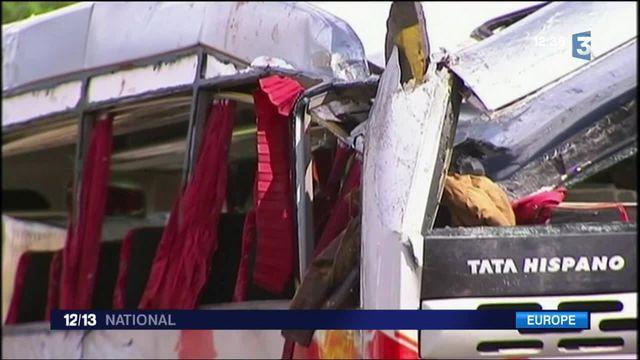 Accident de car en Espagne : une Française et sept Italiennes dans les victimes