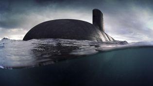 Le groupe industriel français DCNS a diffusé des images virtuelles des sous-marins Barracuda de nouvelle génération. (AFP / DCNS)