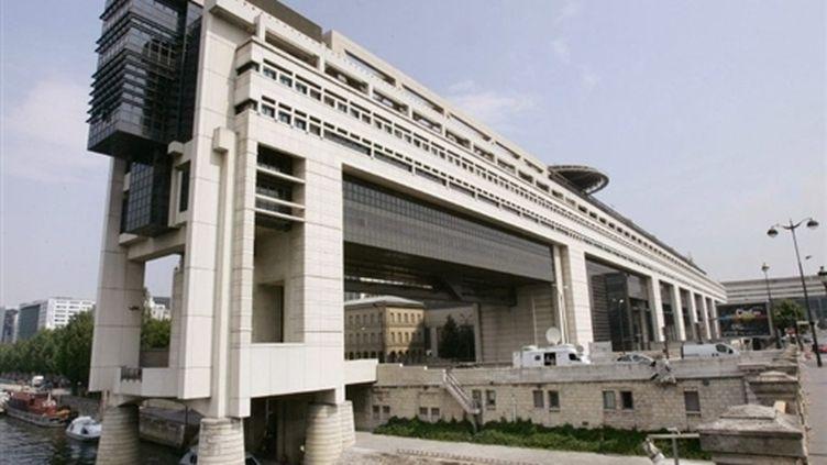 """Le ministère de l'Economie et des Finances, la """"citadelle de Bercy"""" (AFP - Jack Guez)"""