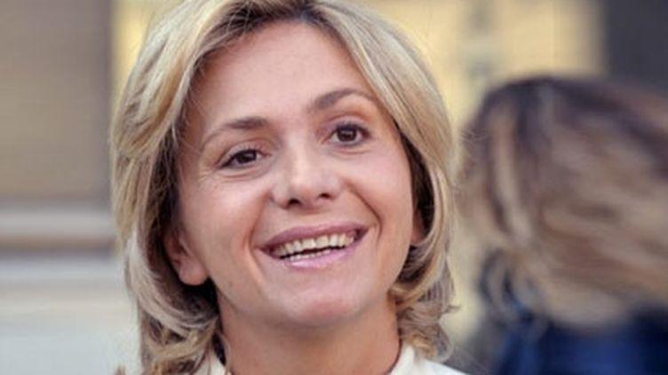 Valérie Pécresse (© AFP - Martin Bureau)