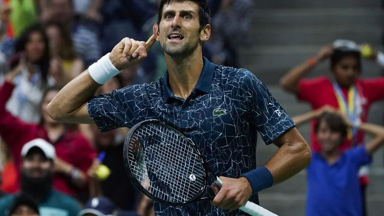 Novak Djokovic (EDUARDO MUNOZ ALVAREZ / AFP)