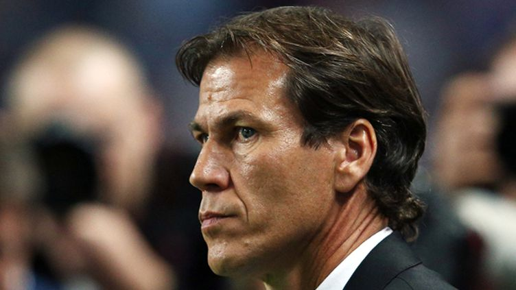 L'entraîneur de la Roma Rudi Garcia (MATT WEST / BACKPAGE IMAGES LTD)