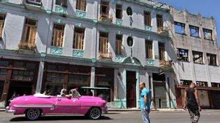 La Havane à Cuba, le 17 avril 2018, à la veille de l'annonce du successeur de Raul Castro. (MAXPPP)