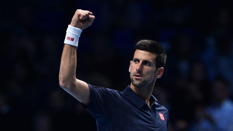Djokovic a la place de n°1 mondial dans le viseur (GLYN KIRK / AFP)