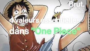 VIDEO. Pourquoi le manga One Piece séduit-il autant ? (BRUT)