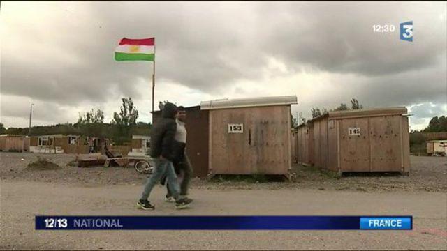 Le camp de Grande-Synthe incendié après une rixe entre migrants