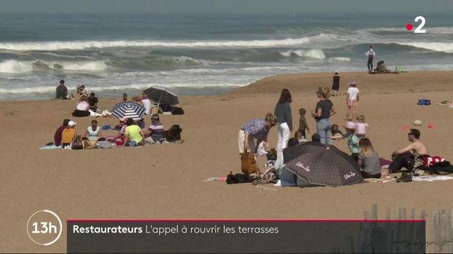 Pays basque : sur la côte, les restaurateurs souhaitent rouvrir les terrasses