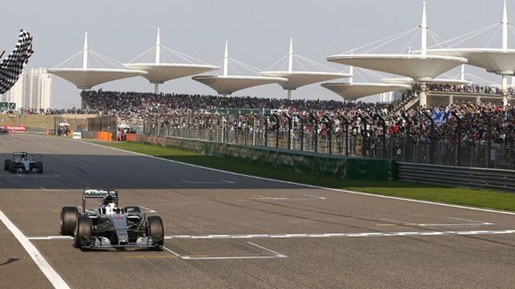 Lewis Hamilton (Mercedes)  (ALEXANDRE GUILLAUMOT / ALEXANDRE GUILLAUMOT)