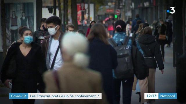 Confinement : les Français sont résignés