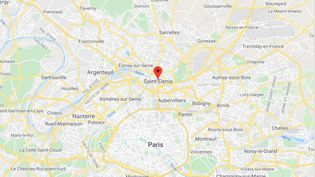 Saint-Denis (Seine-Saint-Denis) (GOOGLE MAPS)
