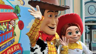 Après des résultats trimestriels décevants, Disney quitte Netflix. (YOSHIKAZU TSUNO / AFP)