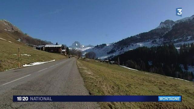 Au Grand-Bornand, le manque de neige n'est pas un problème