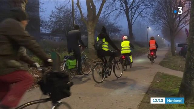 Grève du 5 décembre : vélo, covoiturage… comment se rendre au travail faute de transports ?