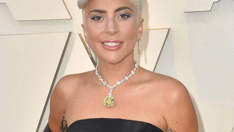La chanteuse américaine Lady Gaga à Los Angeles (Californie), le 27 février 2021. (ZZ / GALAXY /STAR MAX / IPX /AP / SIPA)