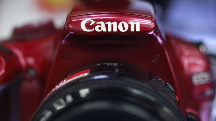 Canon emploie actuellement 2 600 personnes en France. (YURIKO NAKAO / REUTERS)