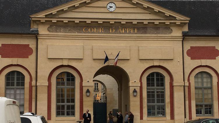 LaCour d'appel de Versailles (Yvelines). (CÉCILE SOULÉ / FRANCE-BLEU LORRAINE NORD)