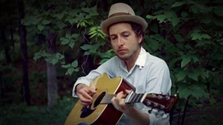 Bob Dylan en 1970  (Capture d'écran/YouTube)