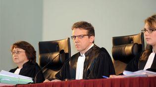 Le procès AZF se poursuit à Toulouse (© AFP - Eric CABANIS)