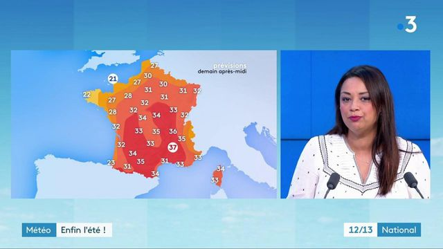 Météo : à quoi est dû le retour de la chaleur en France ?