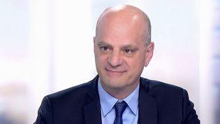 """""""Le baccalauréat n'est pas en voie de disparition"""", affirme Jean-Michel Blanquer (FRANCE 2)"""