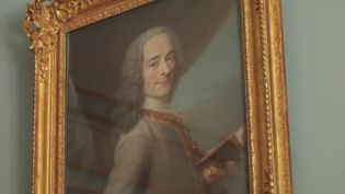 Voltaire, tableau. (FRANCE 3)