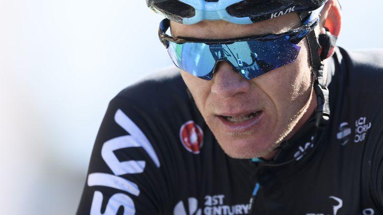Chris Froome va-t-il remporter un quatrième Tour de France ? (FABRICE COFFRINI / AFP)