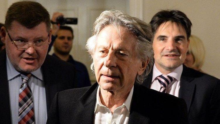 Roman Polanski - 2015  (JANEK SKARZYNSKI / AFP)