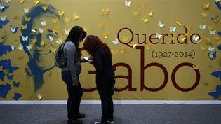 Foire internationale du livre de Guadalajara, Mexico, le 29 novembre 2014 (HECTOR GUERRERO / AFP)