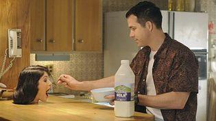 """Ryan Reynolds et Gemma Erterton dans """"The Voices"""" de Marjane Satrapi  (Le Pacte)"""