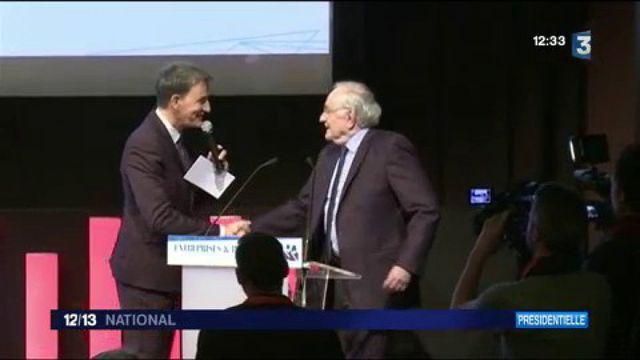 Élection présidentielle : le grand oral des candidats devant le Medef