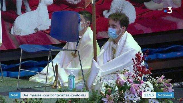 Noël : des messes sous surveillance sanitaires et sécuritaires