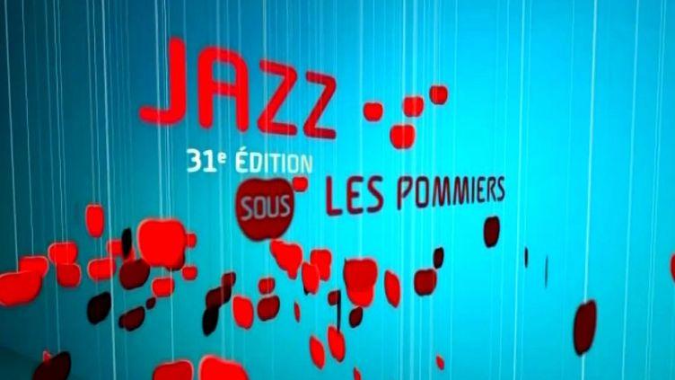 L'affiche de Jazz sous les Pommiers  (Jazz sous les Pommiers)