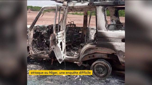Humanitaires tués : le Niger mène l'enquête, aidé par 11 policiers français