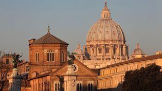 La cité du Vatican (Italie), le 12 février 2020. (MANUEL COHEN / AFP)