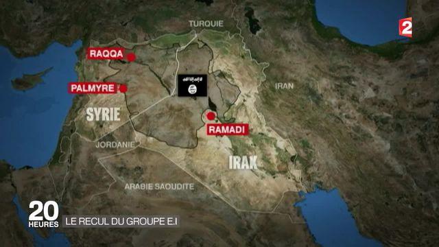 Irak : les forces irakiennes reprennent la ville de Ramadi