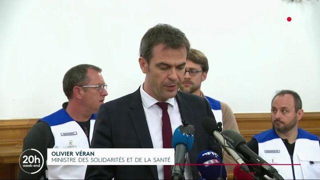 Covid-19 : le virus se propage en France