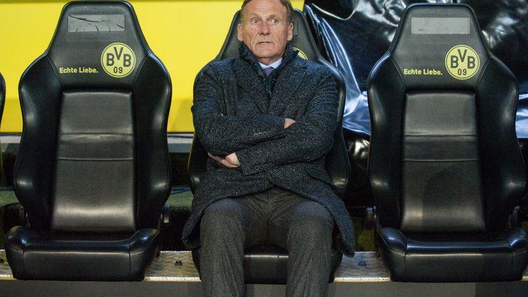 Le DG de Dortmund, Hans-Joachim Watzke (ELMAR KREMSER/SVEN SIMON / SVEN SIMON)