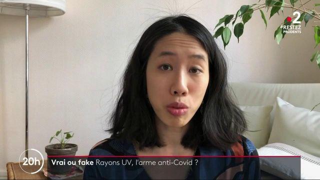 Vrai ou fake : des rayons UV pour lutter contre le coronavirus ?