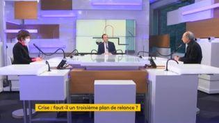 Les débats de l'éco dudimanche 10 janvier 2021. (FRANCEINFO)