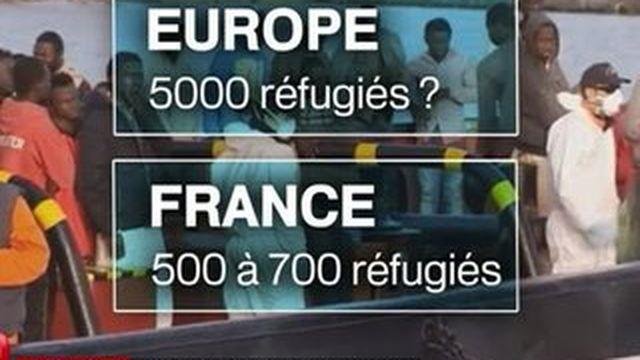 Migrants : L'Europe renforce les moyens pour les secours en mer