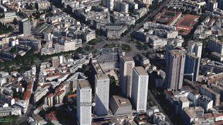 L'enfant a été renversé dans le quartier de la place d'Italie, à Paris, où le véhicule avait été volé quelques minutes plus tôt.