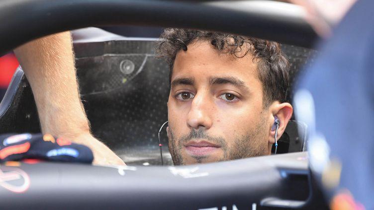 Daniel Ricciardo quitte Red Bull pour Renault (ULI DECK / DPA)