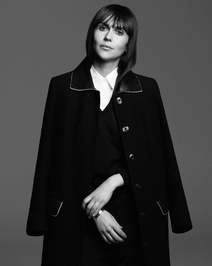 Marie-Christine Statz, la créatrice de la marque Gauchère (DR)
