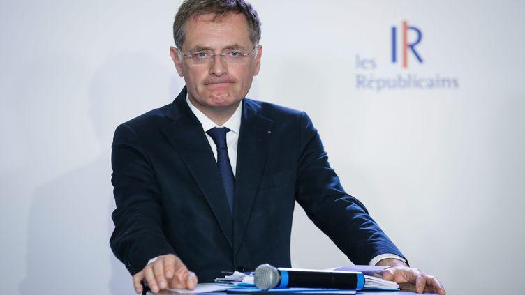 Philippe Juvin, eurodéputé Les Républicains, membre de la Commission des Affaires étrangère du Parlement européen (THOMAS PADILLA / MAXPPP)