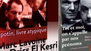 Le Papotin, livre atypique : interview de Marc Lavoine  (Culturebox)