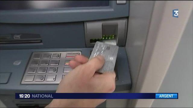 La fraude aux cartes bancaires en baisse