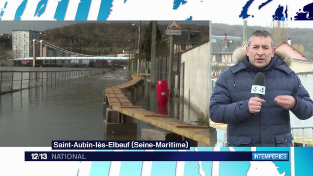 Inondations : les prochaines crues inquiètent en Seine-Maritime