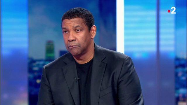 "Cinéma : Denzel Washington présente ""Equalizer 2"""