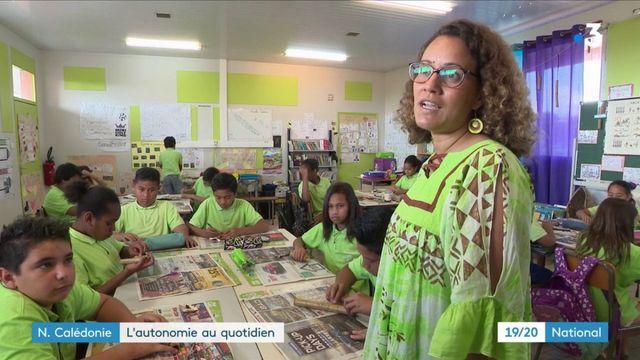 Nouvelle-Calédonie : l'autonomie au quotidien